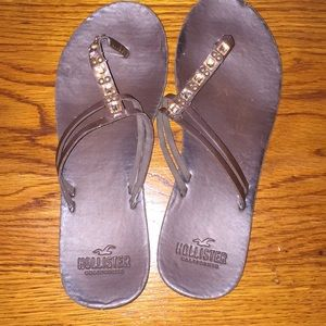 Hollister Sandals - Size 6.5